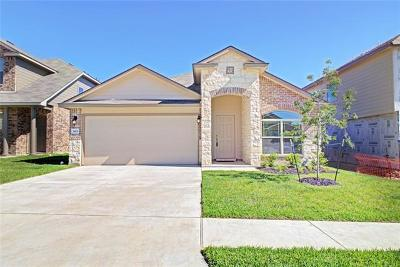 Killeen Single Family Home For Sale: 3419 Aubree Katherine Dr