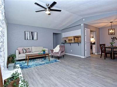 Austin Condo/Townhouse For Sale: 8101 Dowling Cv #A