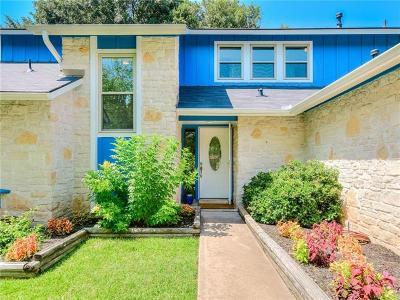 Austin Single Family Home For Sale: 13118 Kellies Farm Ln