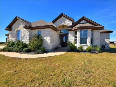 Single Family Home For Sale: 2101 Cr 469