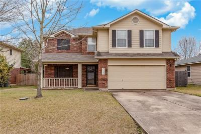 Hays County, Travis County, Williamson County Single Family Home For Sale: 320 Carolyns Way