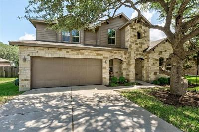 Dripping Springs Single Family Home Pending - Taking Backups: 17804 Linkhill Dr