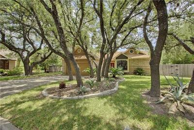 Austin Single Family Home For Sale: 1701 Pheasant Roost