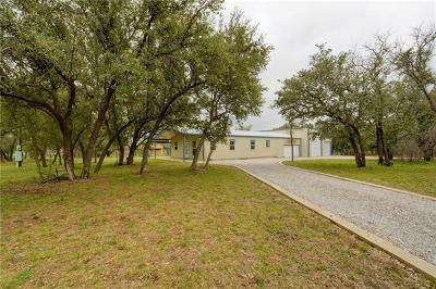 Spicewood Single Family Home For Sale: 303 Paleface Point Dr