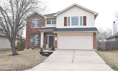Pflugerville Single Family Home For Sale: 1901 Fast Filly Ave