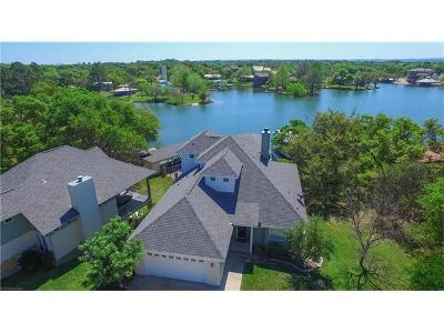 Burnet County Single Family Home For Sale: 503 Shorewood Cir