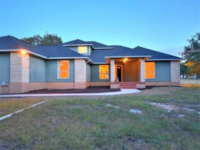 San Marcos Single Family Home Pending - Taking Backups: 959 Cascade Trl