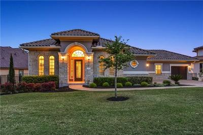Austin Single Family Home For Sale: 1613 Morning Moon Cir