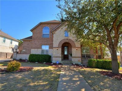 Austin Single Family Home For Sale: 320 Aspen Dr