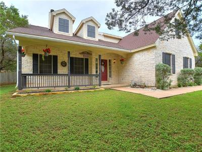 Spicewood Single Family Home Pending - Taking Backups: 22201 Briarcliff Dr