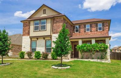 Pflugerville Single Family Home For Sale: 1016 Autumn Sage
