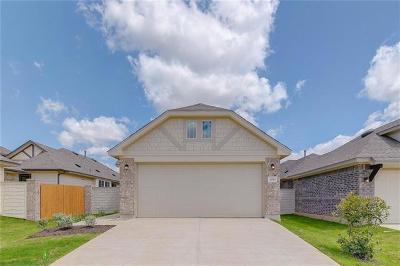 Bastrop Single Family Home For Sale: 109 Trailstone