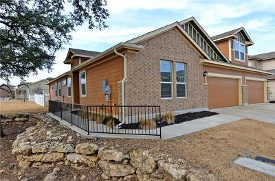 Round Rock Condo/Townhouse Pending - Taking Backups: 711 Rolling Oak Dr #110