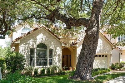 Austin Single Family Home For Sale: 6360 Tasajillo Trl