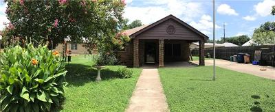Single Family Home For Sale: 1806 Garden St