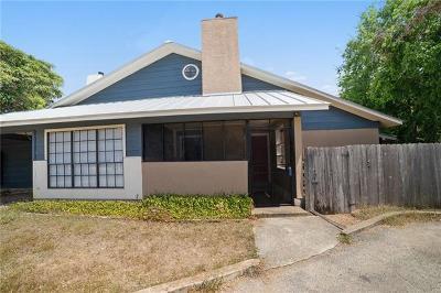 San Marcos Condo/Townhouse For Sale: 1207 Hazelton St #B