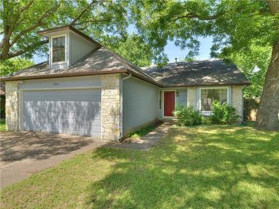 Hays County, Travis County, Williamson County Single Family Home For Sale: 9902 Briar Ridge Dr