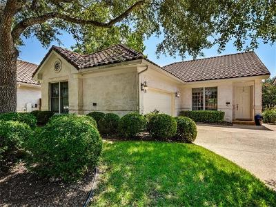 Austin Single Family Home For Sale: 6103 Tasajillo Trl