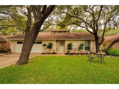 Austin Single Family Home For Sale: 4703 Cap Rock Dr