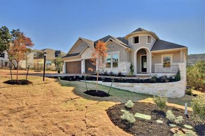 Austin Single Family Home For Sale: 207 San Siro Cv