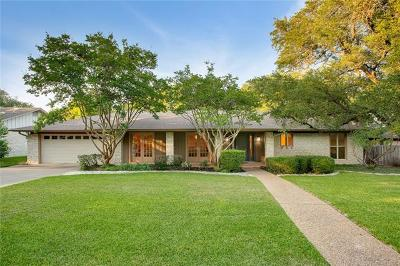 Austin Single Family Home Pending - Taking Backups: 7508 Stonecliff Cir