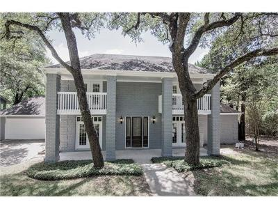 Austin Single Family Home For Sale: 3909 Berryhill Way