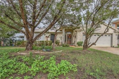 Lago Vista Single Family Home For Sale: 3607 Rock Terrace Dr