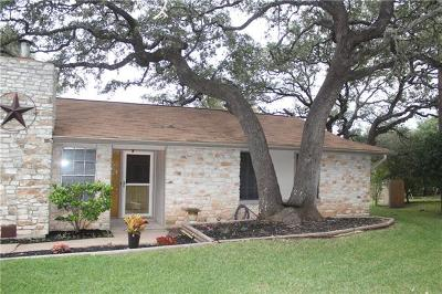 Cedar Park Single Family Home For Sale: 2508 E Riviera Dr
