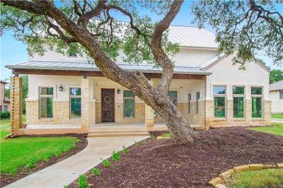Driftwood Single Family Home For Sale: 10259 Brangus Rd