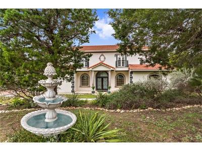 Single Family Home For Sale: 8108 Beauregard Dr