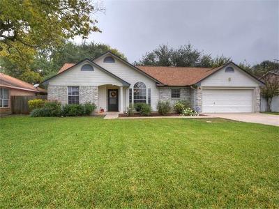 Georgetown Single Family Home Pending - Taking Backups: 1703 E 19th St