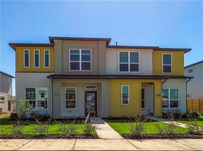 Austin Condo/Townhouse For Sale: 8712 Whitter Dr #A
