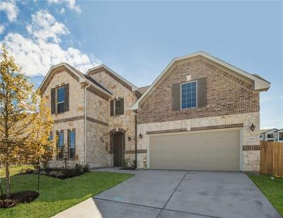Austin Single Family Home For Sale: 12505 Morelia Way