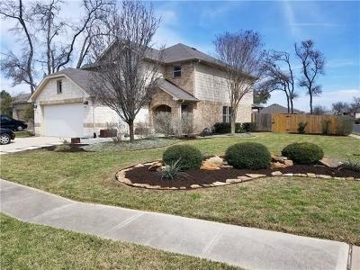 Single Family Home For Sale: 9012 Tall Sky Trce