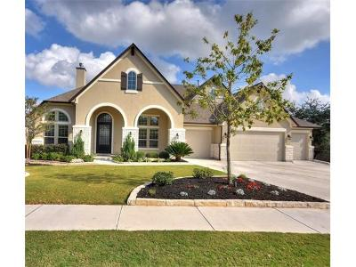 Cedar Park Single Family Home Pending - Taking Backups: 2754 Grand Oaks Loop