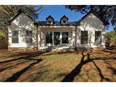 Austin Single Family Home For Sale: 4512 Placid Pl