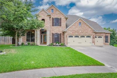 Cedar Park Single Family Home Pending - Taking Backups: 1701 Elkins Ln