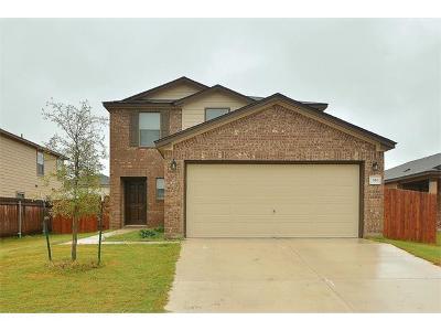 Taylor Single Family Home For Sale: 511 Estes Park