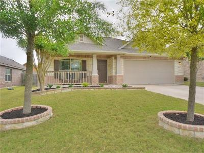 Pflugerville Single Family Home For Sale: 18724 Derby Hill Ln