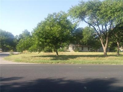 Austin Residential Lots & Land For Sale: 6101 Cary Dr