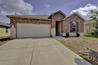 Single Family Home For Sale: 9220 China Rose Dr
