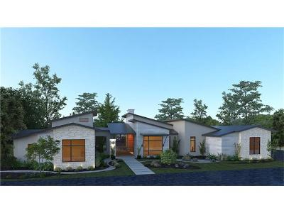Single Family Home For Sale: 4809 Peralta Ln