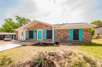 Hays County, Travis County, Williamson County Single Family Home For Sale: 3305 Catalina Dr