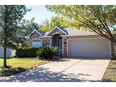 Travis County Single Family Home Pending - Taking Backups: 10410 Cayuse Cv
