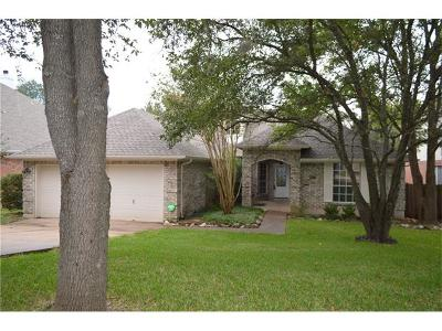 Austin Single Family Home For Sale: 6012 Rickerhill Ln