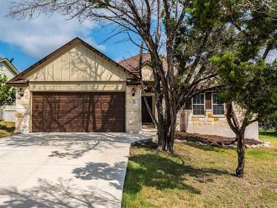 Wimberley TX Single Family Home For Sale: $310,000