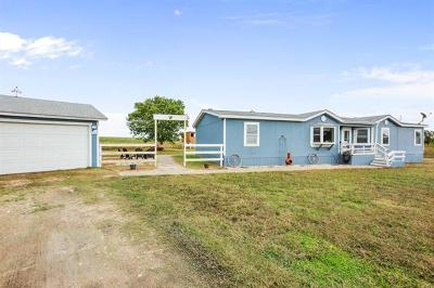 Georgetown Single Family Home For Sale: 1762 County Road 140