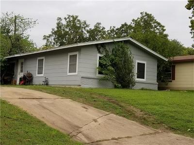 Travis County Single Family Home For Sale: 4608 Raintree Blvd