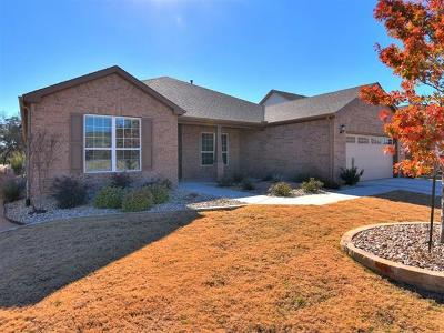 Single Family Home For Sale: 601 Holiday Creek Ln