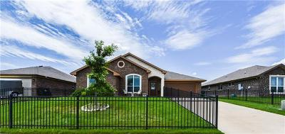 Nolanville Single Family Home For Sale: 217 Boxer St